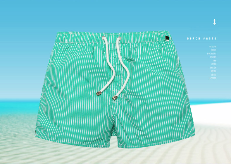 Gailang marca sexy calções de praia dos