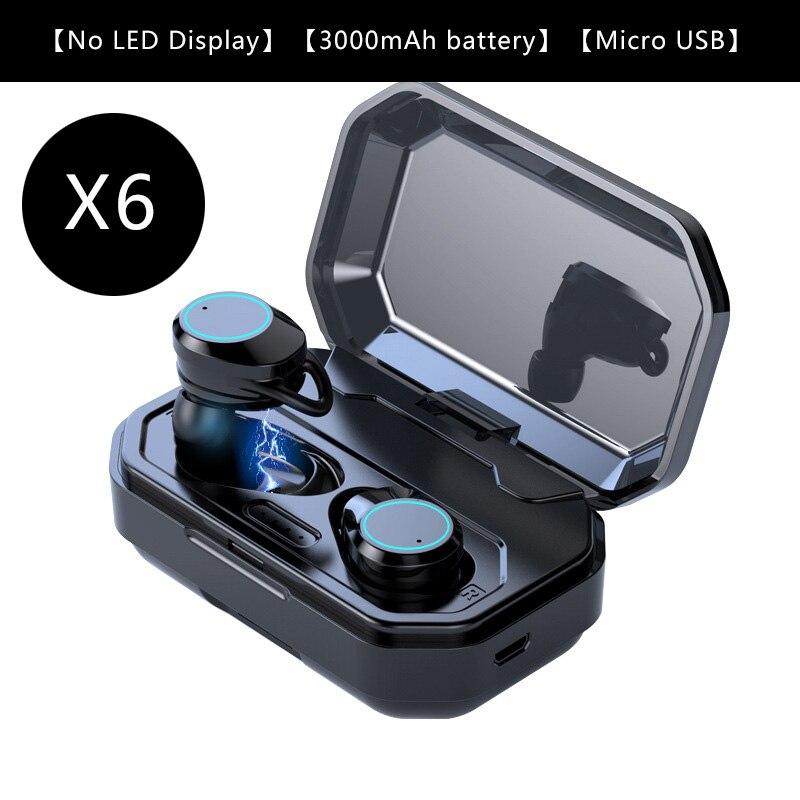 X6 No display