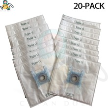 Dust bag for Bosch Type G bags for Bosch vacuum cleaner Typ G bags GL 30 GL 20 GL 40 GL 45 BGL8508 bags Sphera spare parts