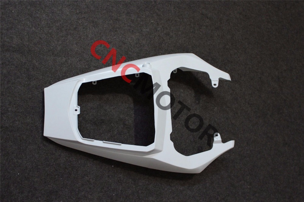 Unpainted Tail Section Fairings Kit Rear Upper Side Fairing Bodyworks for YAMAHA YZF R6 2003-2004 / R6S 2006-2009 06-07-08-09