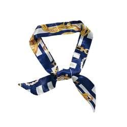 Модные женские туфли маленькая лента шарф для волос сумка связали ручки шелковые шарфы высокое качество Сумки аксессуары NoEnName_Null