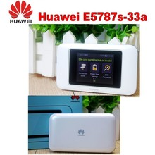 Lot of 100pcs Unlocked Huawei E5787 Cat6 WiFi Hotspot 3000mAh battery LTE Category