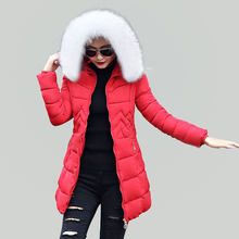 2018 Long Jacket Winter Coat  Size S-6XL