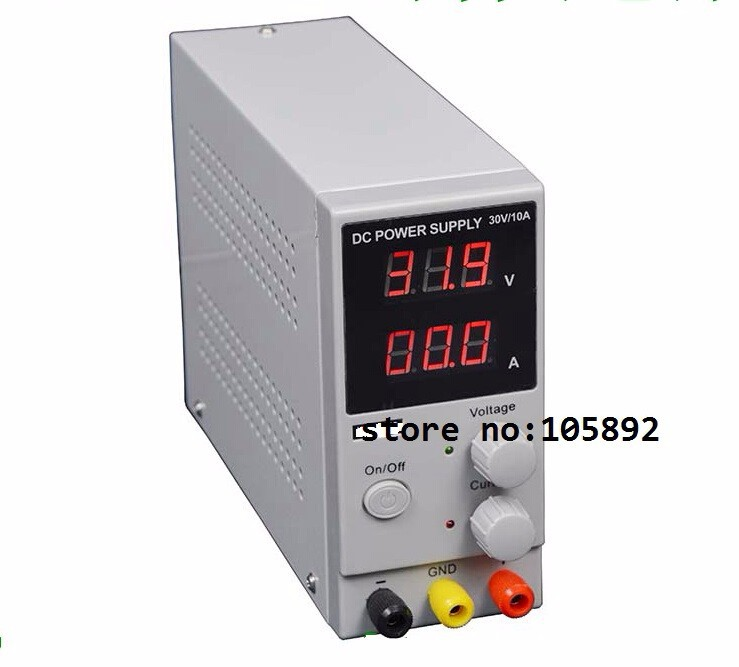 Display 4 Digits KPS605DF 0-60V/0-5A 110V-230V 0.1V/0.001A EU LED Digital Adjustable Switch DC Power Supply mA display high performance 110v 230v 0 1v 0 001a led display 4 digits switch dc power supply universal probe alligator clip