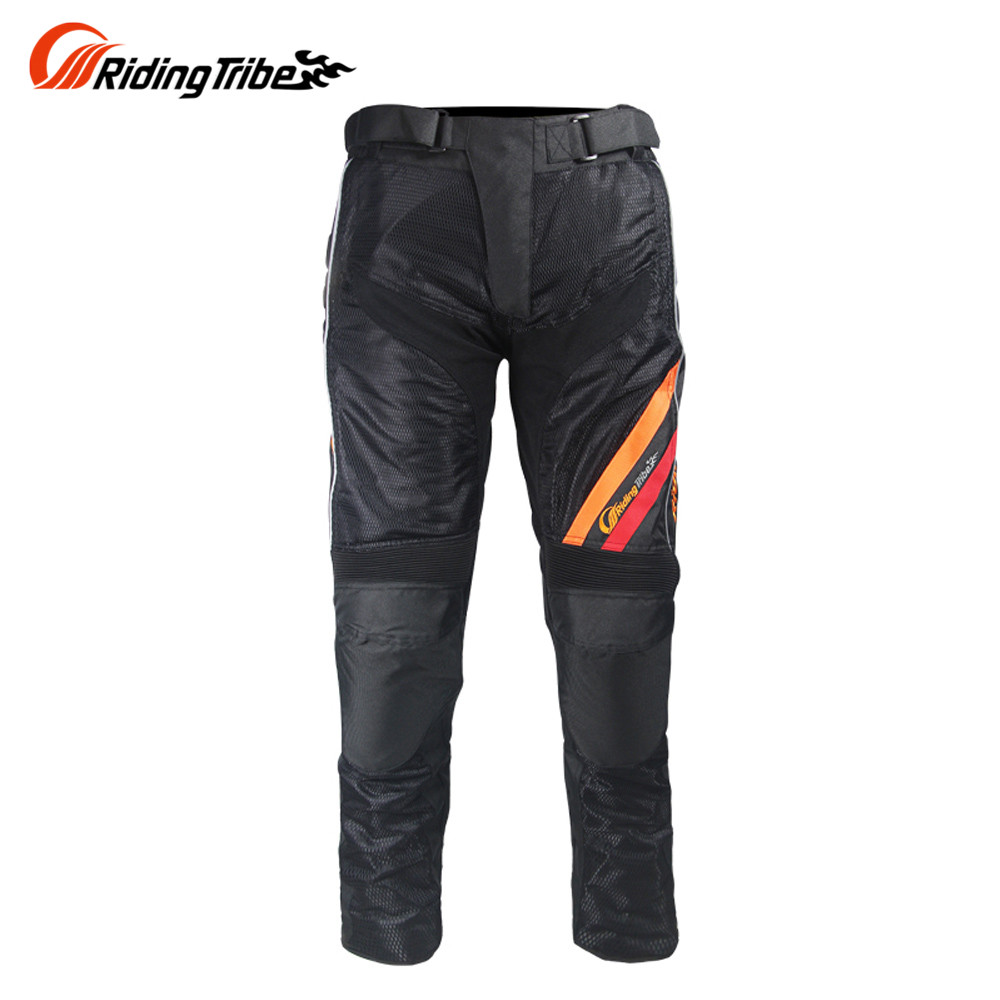Riding Tribe Summer Motorcycle Motocross Off-road Racing Pants Riding Pants Breathable Mesh Durable Motorcycle Cycling Pants Men free shipping pk 708 super motorcycle pants net pants racing pants riding pants in summer