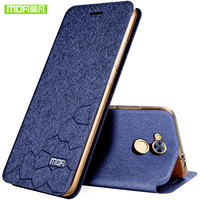 Huawei Honor 6C Pro Case Flip Mofi Luxury Leather Cover Case For Huawei V9 Play Cover