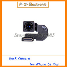 Free shipping For iPhone 6s Plus 5.5Inch Back Camera Modules Flex Cable for i6s Plus Rear Camera Mobile Phone Flex