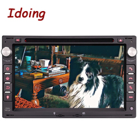 Steering Wheel2Din For VW Vvolkswagen Passat B567 DVD Car Multimedia Player Android Automotivo Quad Core Navigation