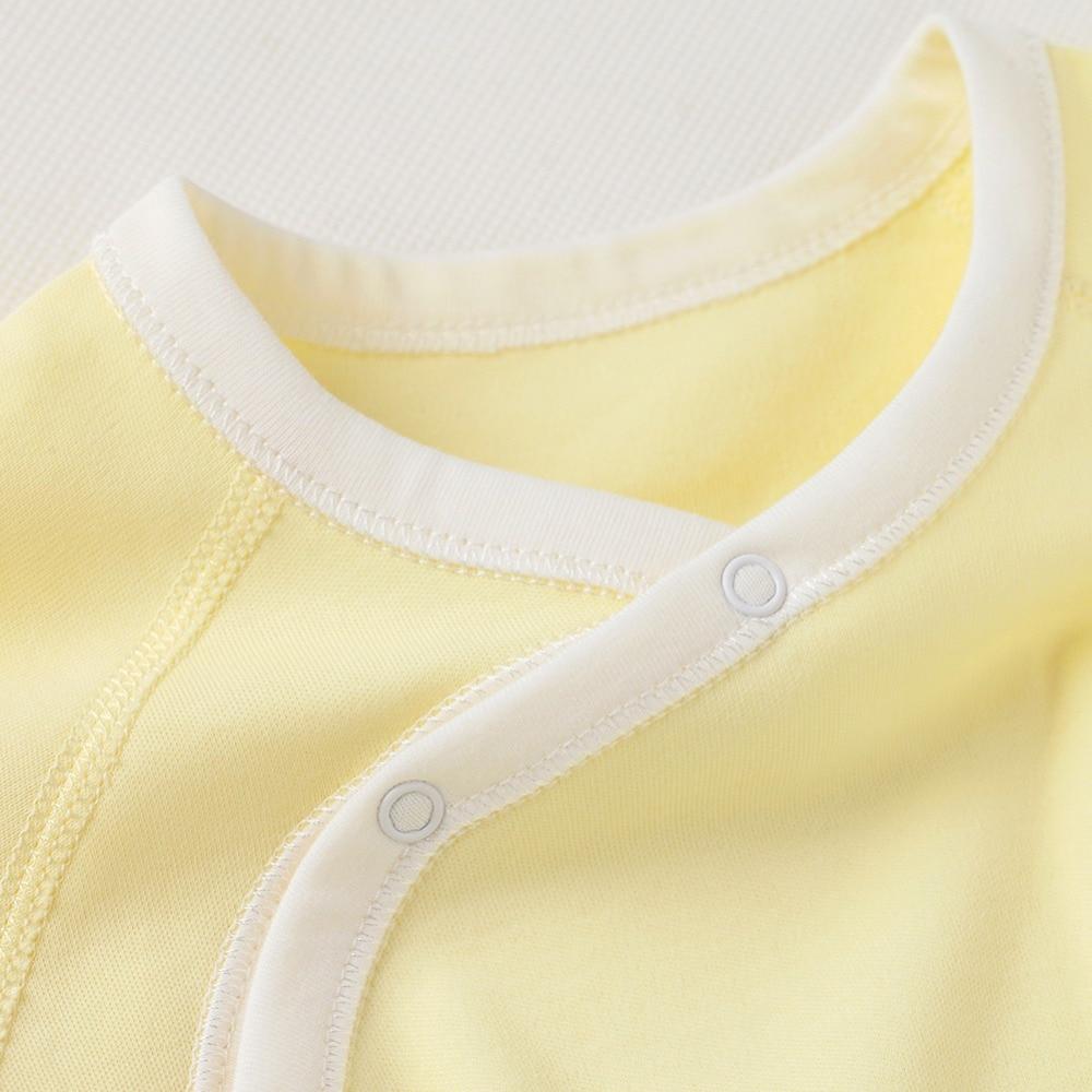 COBROO rompertjes voor babymeisjes / jongens met effen unisex - Babykleding - Foto 5