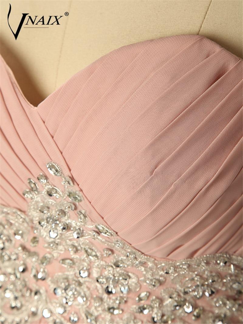 Vnaix PS04 Robes De Bal Pas Cher Chérie À Lacets En Dos Robes De - Habillez-vous pour des occasions spéciales - Photo 6