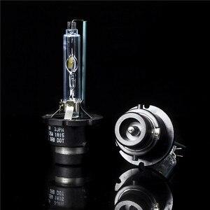 Image 5 - D2S D2R D2C D2 HID Xenon headlight Bulb High Brightness Bi xenon Projector Lens Replacement lamp 12V 35W 4300K 5000K 6000K 8000K