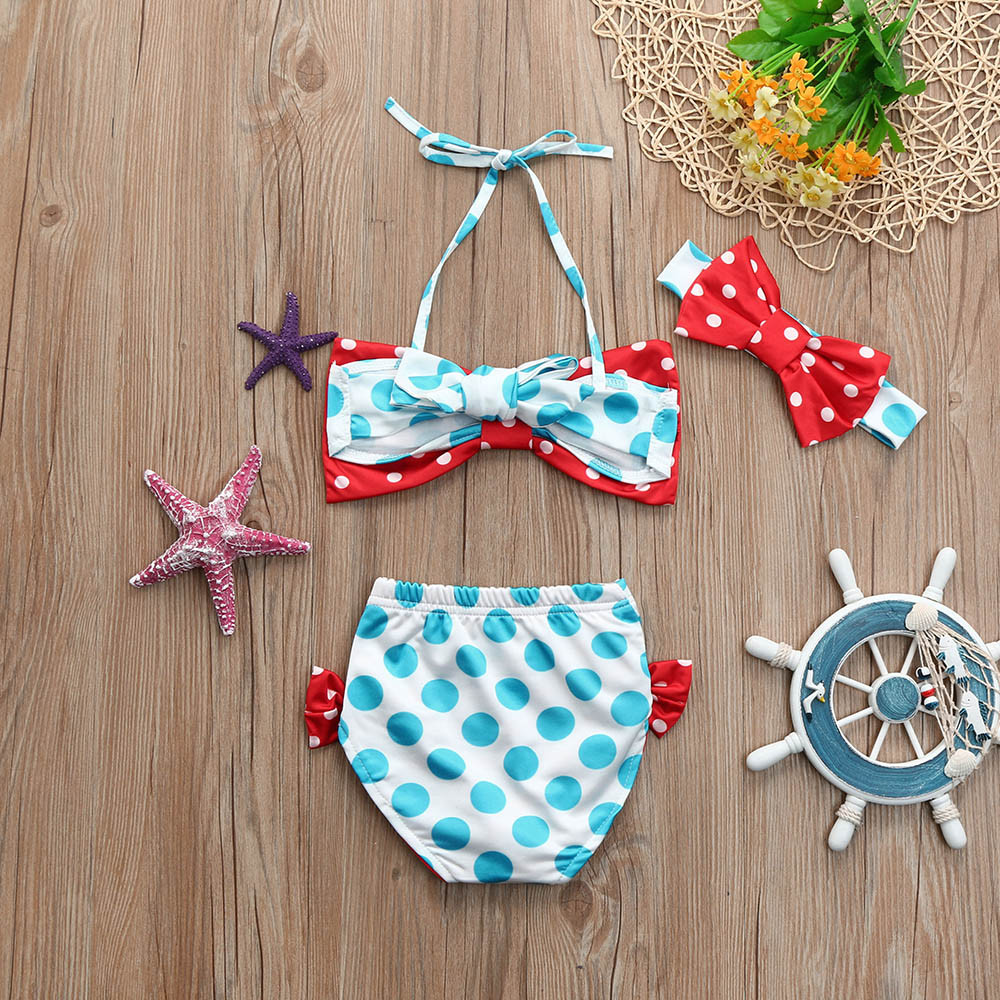 Newborn Baby Girls Watermelon Clothes Kids Summer Casual Sleeveless Red Romper Jumpsuit Outfits Playsuit
