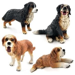 Image 3 - Далматинец бултерьер Лабрадор сибирская хаски, собака, фигурки животных, фигурки, домашний декор, подарок для детей, детские игрушки