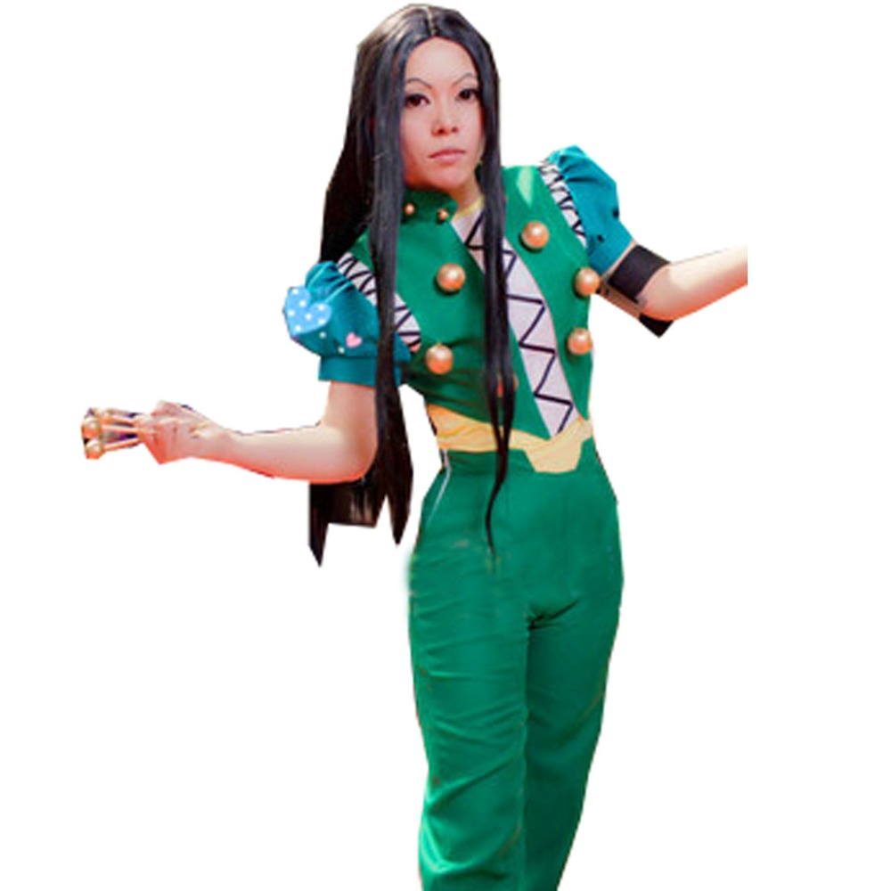 2019 Hunter X Hunter Illumi Zoldyck Irumi Zorudikku Cosplay Costume