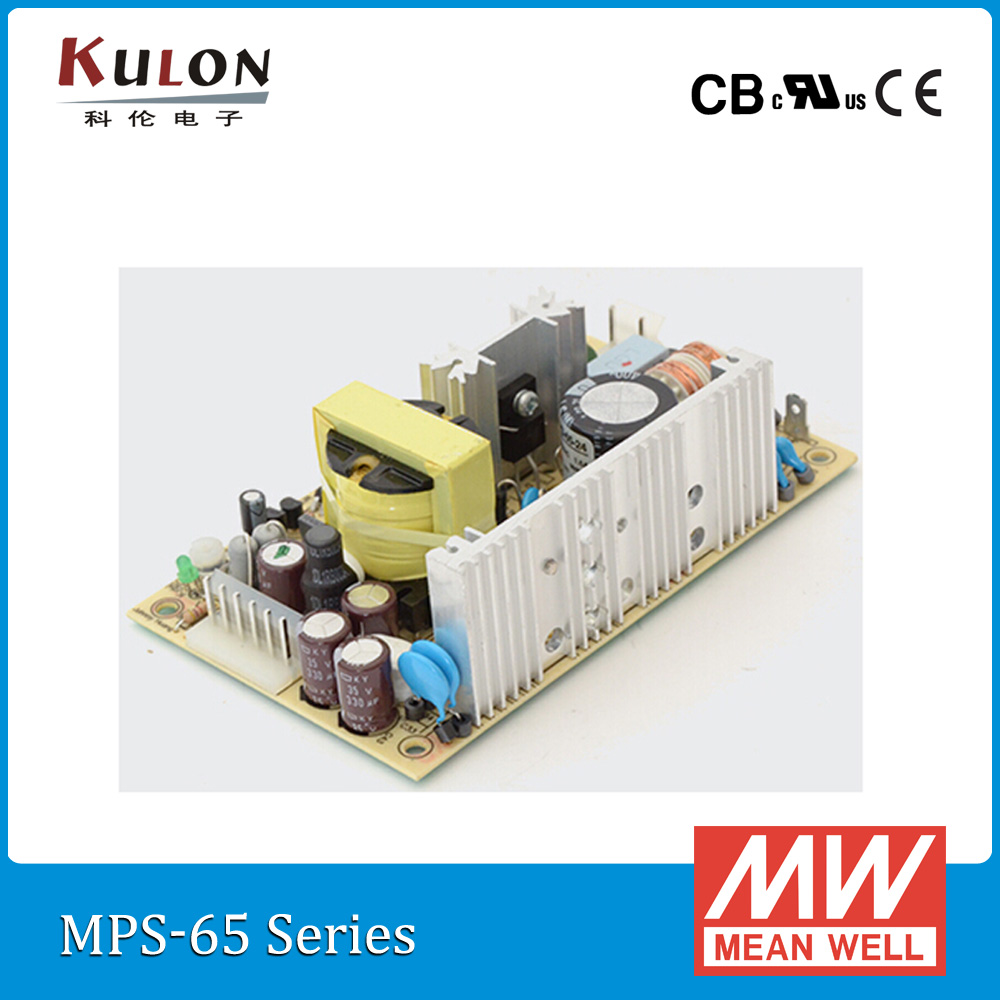 Original mean well 64.8W 48V 1.35A PCB Power Supply MPS-65-48 Meanwell open frame Medical type Power SupplyOriginal mean well 64.8W 48V 1.35A PCB Power Supply MPS-65-48 Meanwell open frame Medical type Power Supply