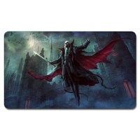 MTG Blue Eyes Alternative White Dragon Magic Playmat Board Games MTG Cards Custom Big Mousepad With