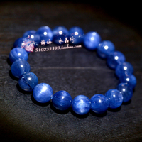 Natural fashion accessories inlaying bracelet blue jewelry popular cat eye