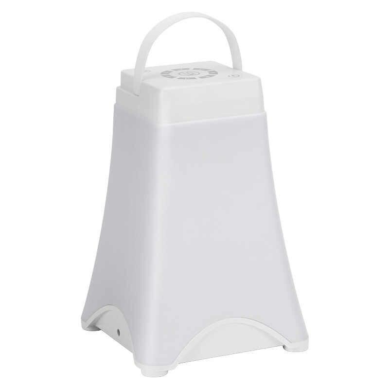 Портативный USB Перезаряжаемый светодиодный ночник Эйфелева башня настольная лампа сенсорный датчик затемнения автоматическое выключение таймер красочный