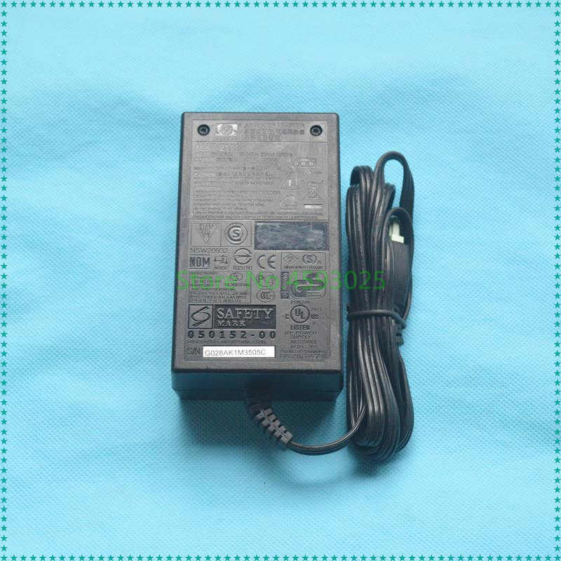 Charger Adaptor Daya AC 0957-2119 untuk HP Deskjet F380 F388 32V 563mA 15V 533mA Printer Power supply