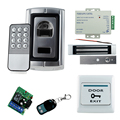 Waterproof IP68 Metal Case Waterproof Fingerprint Access Control system for 1000users