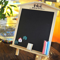 Creativity Blackboard New Design Single Face Useful Blackboard Photography Props Great Child Gift Fun Furniture