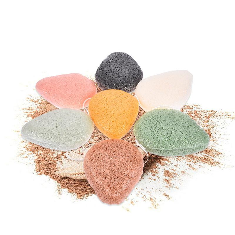Xy Fancy Natural Konjac Facial Puff Face Cleaning Wash Sponge Exfoliator Cleaning Sponge Puff Facial Cleanser Tool In Cosmetic Puff From Beauty Health On Aliexpress