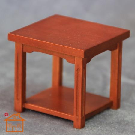 1 12 Diy Doll House Mini Table Handmade Furniture Accessories Mini
