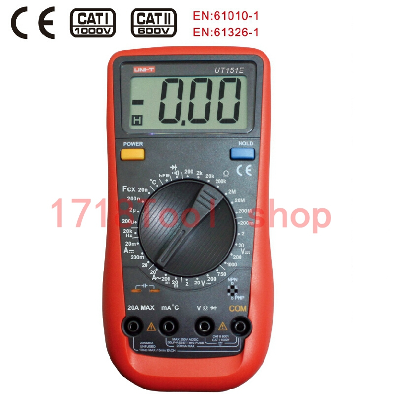 Uni T Ut151e Digital Multimeter free Shipping Atv 250cc free Shipping Laptops free Shipping Digital Multimeter  цены