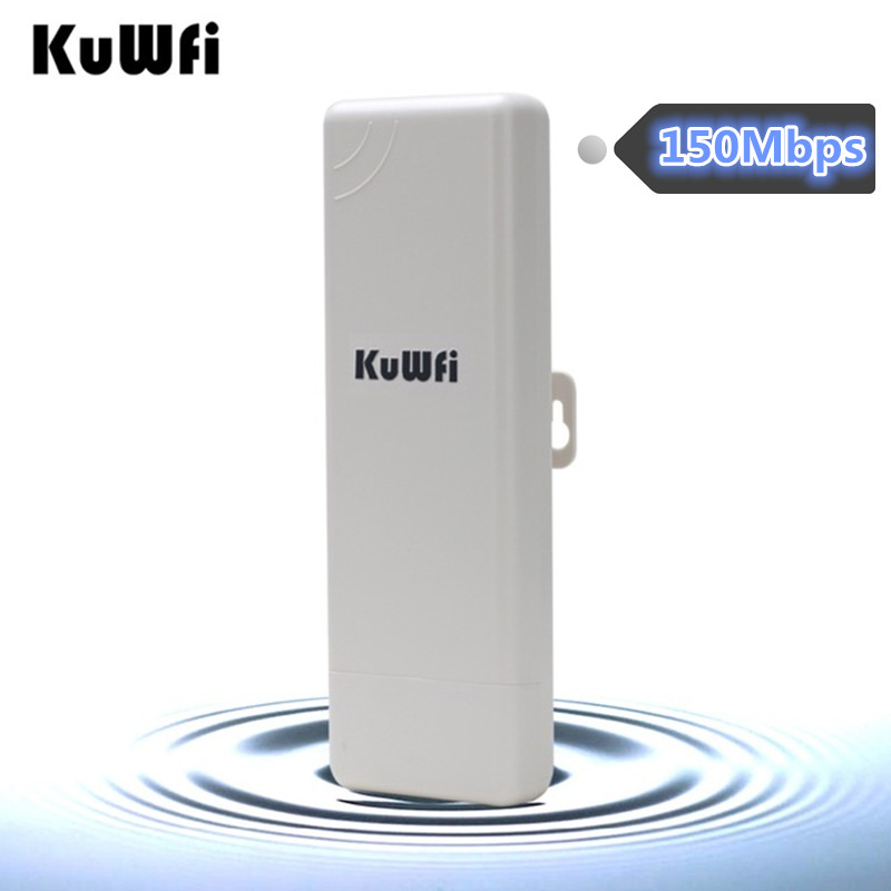 150 Mbps 24g Outdoor Wireless Cpe Router Wifi Repeater Wifi