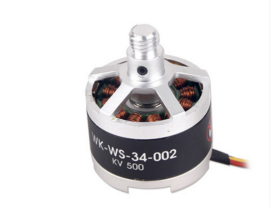 Walkera Spare Part Scout X4-Z-12 Brushless motor(dextrogyrate thread)(WK-WS-34-002) Scout X4 parts FreeTrack Shipping walkera spare part scout x4 z 12 brushless motor dextrogyrate thread wk ws 34 002 scout x4 parts freetrack shipping