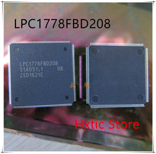 10pcs/lot LPC1778FBD208 LPC1778FBD LPC1778 LQFP-208 IC Original