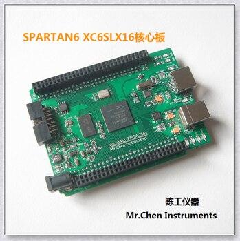 цена XC6SLX16 FPGA development board XILINX (232, Ethernet) онлайн в 2017 году