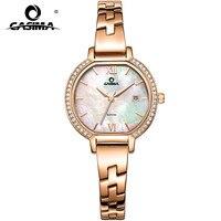2016 CASIMA Luxury Brand Bracelet Watches Women Fashion Casual Ladies Quartz Wirst Watch Women S Waterproof