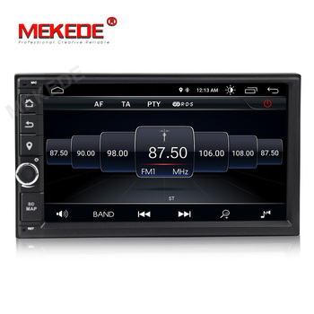 Mekede Universal Car Multimedia Player for kia nissan toyota 2Din Android 8.1 Automotivo Wifi Radio GPS navigation DVD player