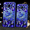 Fashion Rhinestone Cases For Samsung Galaxy J7 J5 J310 J2 J1 J7 Prime On7 TPU Cases