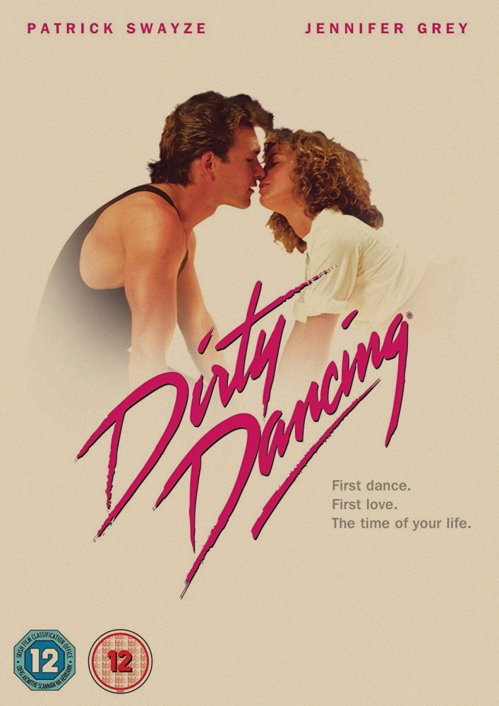 Image result for dirty dancing film poster