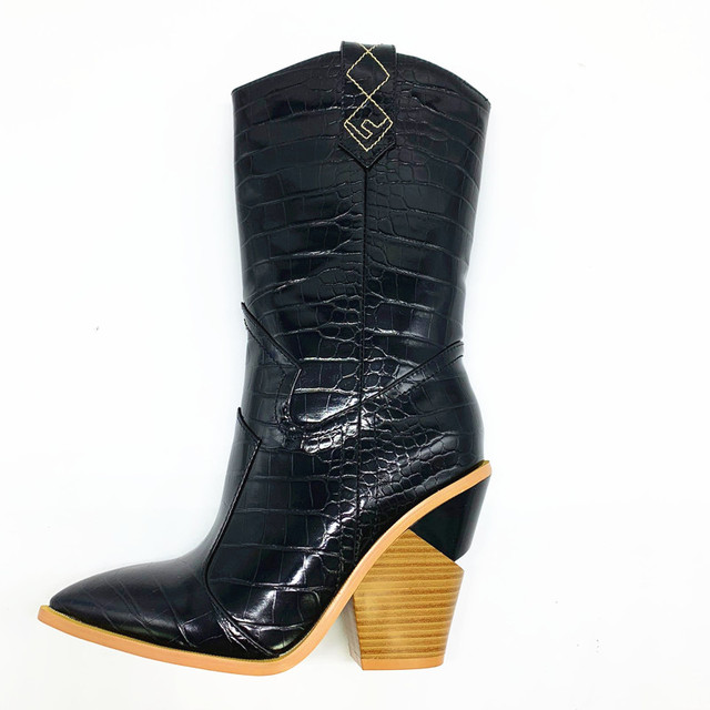 Wedge Boots  4
