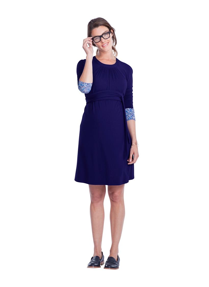 054517dfa2f1c High Waist S-3XL Tencel Maternity Dresses Pregnancy Clothes for Pregnant  Women Clothing Knee Length Maternity Office Vestidos
