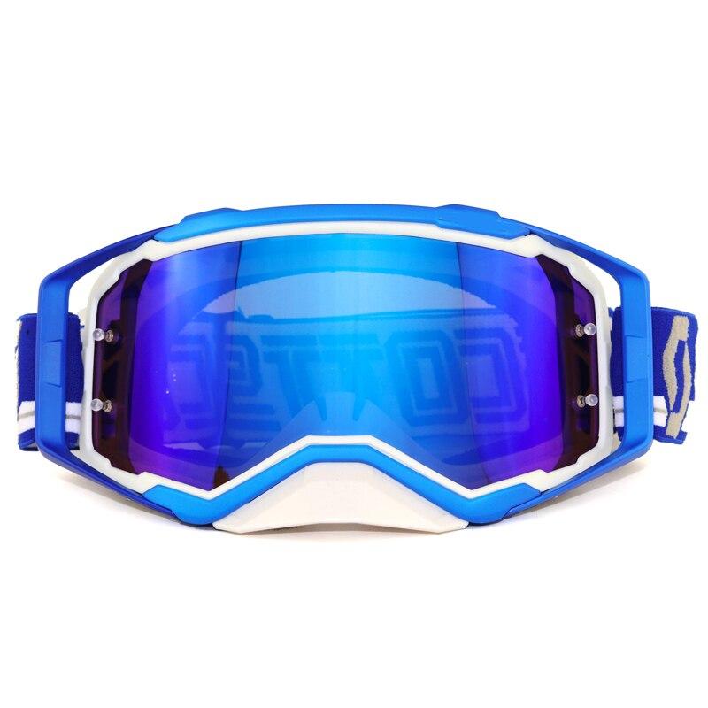 Moto MTB Dirt Bike Goggles Eyewear Motorcycle Motocross Off Road Snowboard ATV