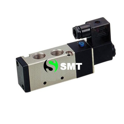 4V210-08 solenoid valve, pneumatic valve, 24VDC solenoid valve, 10pcs/ctn free shipping free shipping dn25 pneumatic angle valve mounted with proximity switch and solenoid valve g1