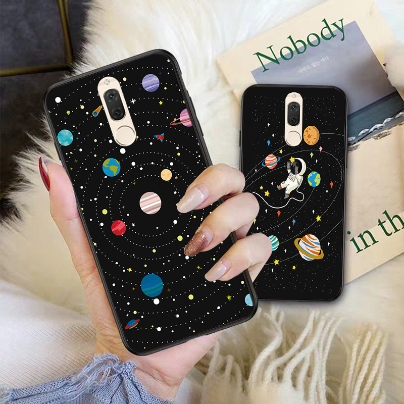 YOUVEI Case For Huawei Mate10 Case Cover Soft TPU For Mate10/Nova2i/Mate10lite Case For Mate10lite Phone Case Coque Funda Capa