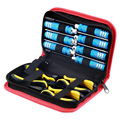 2016 Hot Selling 10 in 1 Tool Kit Screwdriver Pliers with Bag For Helicopter Plane RC Model Car