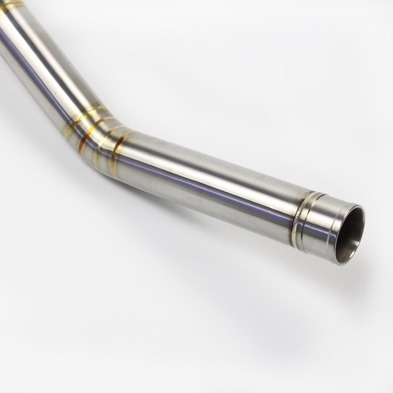 Motorcycle Exhaust middle pipe for YAMAHA R15 2008-2017 51mm Outlet motorcycle exhaust muffler fit for Yamaha yzf-R15 YZF R15