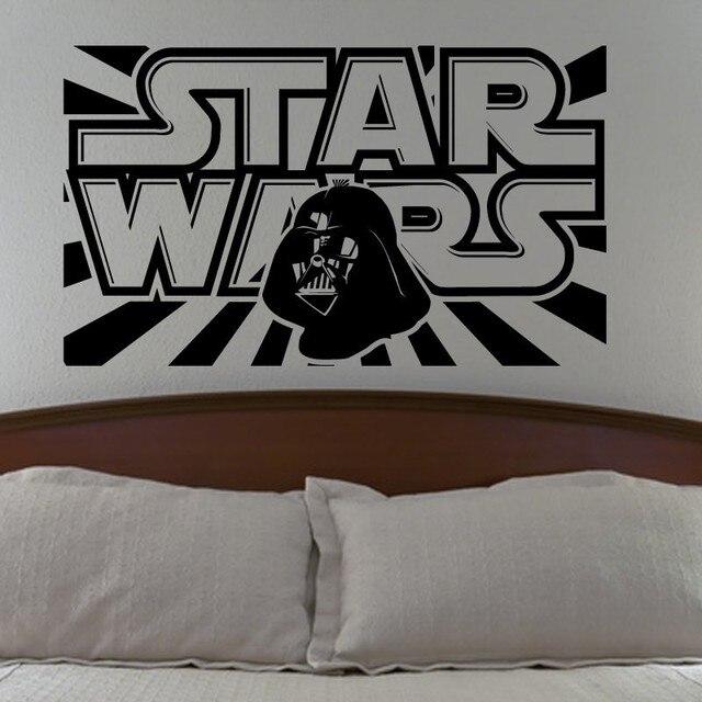 Star Wars Decalque Com Darth Vader Adesivos Meninos Quarto Decoração De  Parede De Vinil Lego Star Part 41