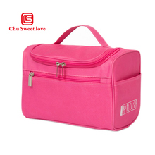 Womens cosmetic bag multi-function waterproof storage Oxford cloth unisex travel wash