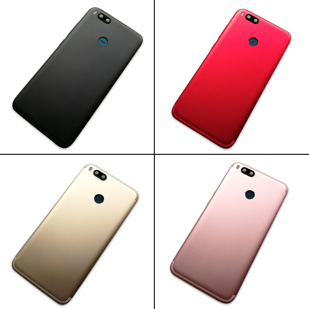 <font><b>Xiaomi</b></font> Mi A1 <font><b>Battery</b></font> Cover Rear Door Back Housing Case For 5.5