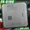 AMD FX 6100 AM3 + 3.3 ГГц/8 МБ/95 Вт Шесть Core CPU процессор FX серийный штук FX-6100 (работает 100% Бесплатная Доставка) продавать fx 6200 6300