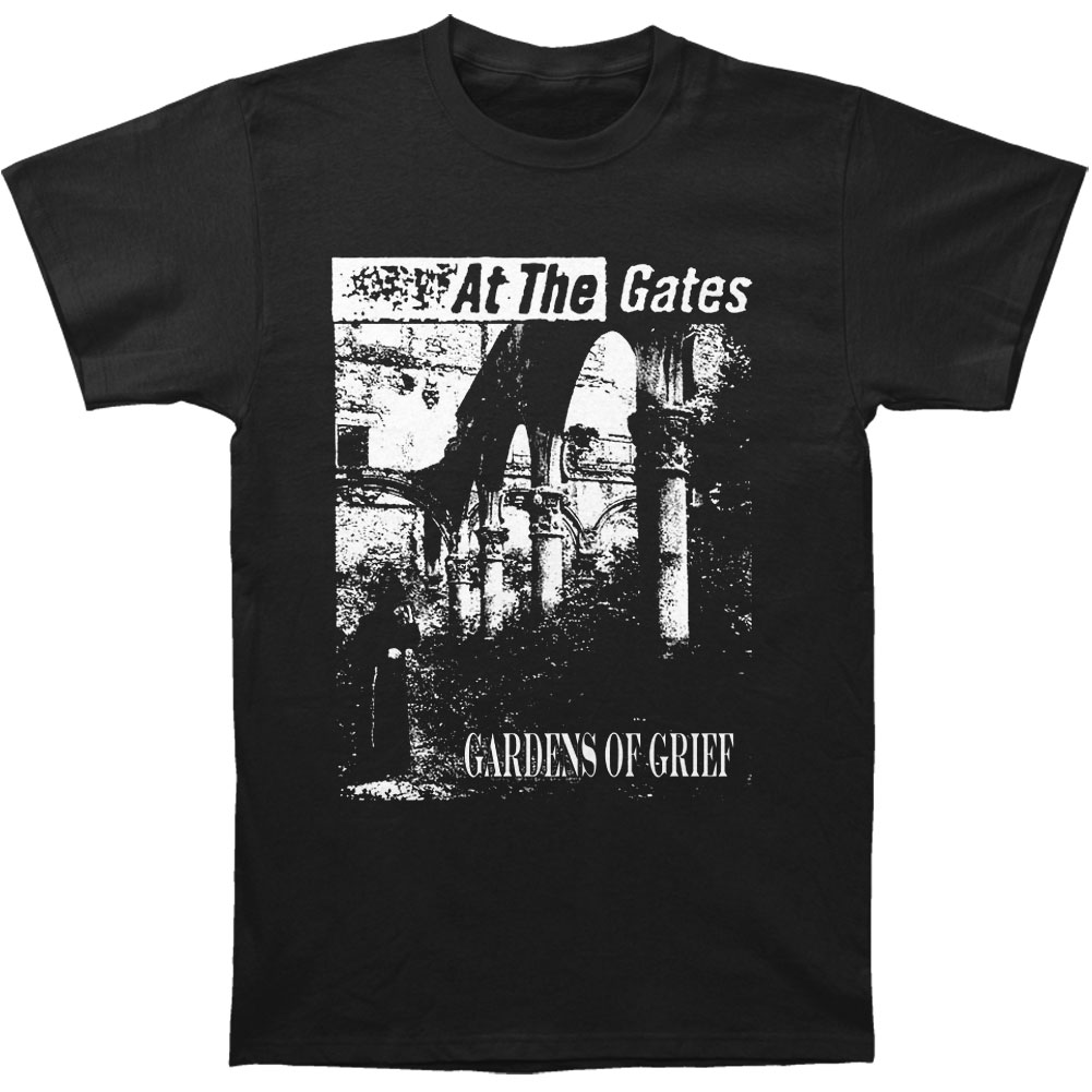 At The Gates Mens Gardens Of Grief T-shirt XX-Large Black ...
