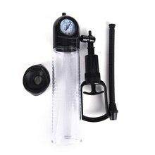 1 zestaw nowy przedłużacz penisa powiększalnik penisa ABS, pcv, silikonowa pompa próżniowa