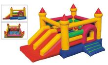 inflatable slide combo for sale/inflatable bouncer castle for kids/ outdoor playground